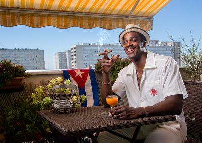 El cubano lino