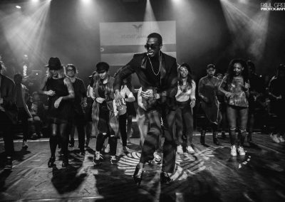 Initiation salsa hip hop avec rodrigue lino