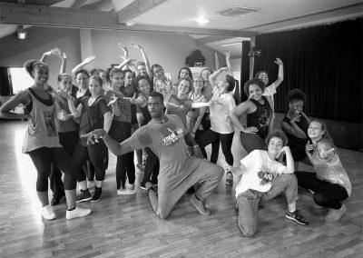 Stage salsa Hip Hop avec rodrigue Lino