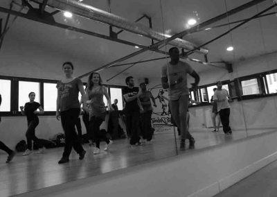 Stage de Salsa Hip Hop avec rodrigue lino