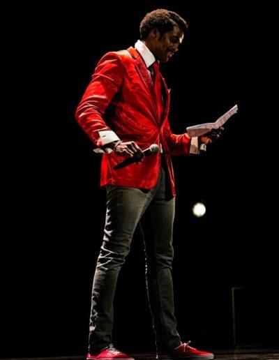 En mode Red