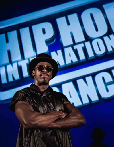 Speaker Hip HOp International