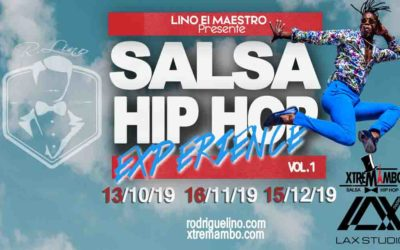 STAGE SALSA HIP HOP XPERIENCE vol.1 13/10/19